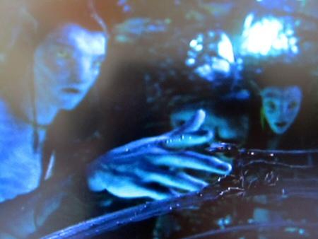 Jake in the movie Avatar