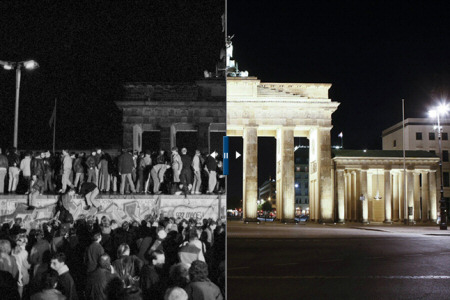 The Berlin Wall Through Time. - Quelle: http://www.nytimes.com/interactive/2009/11/09/world/europe/20091109-berlinwallthennow.html.