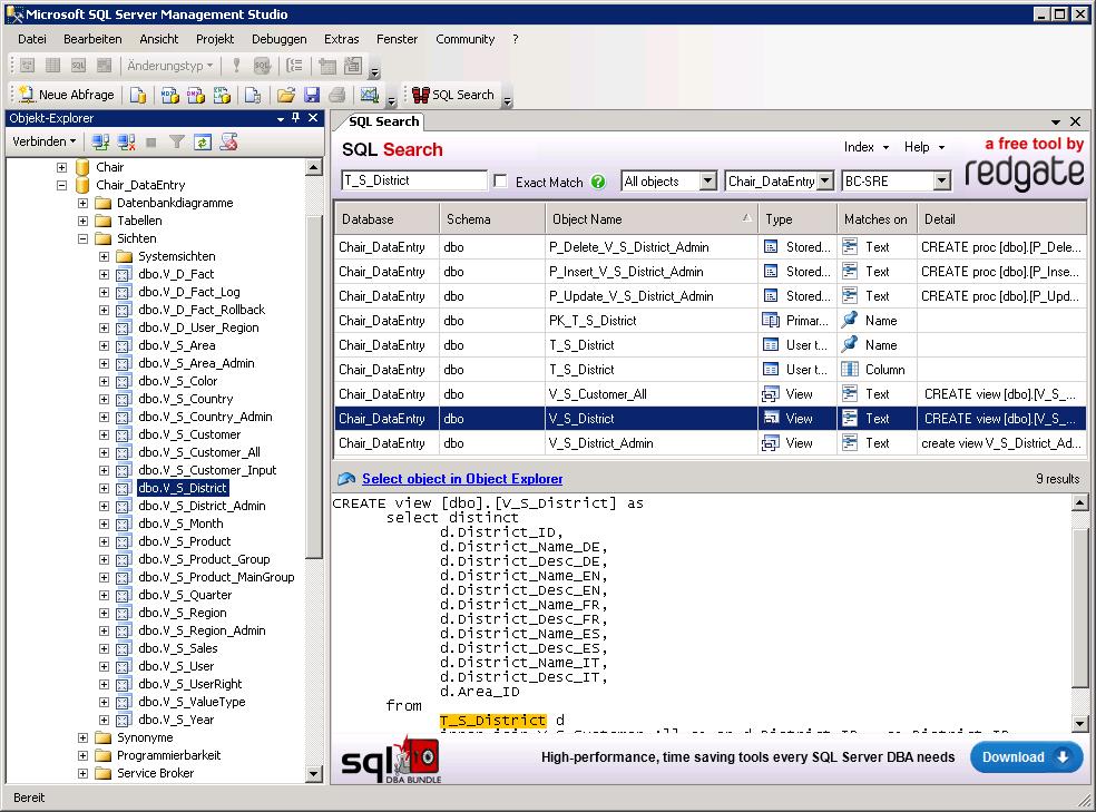 SQL Search2