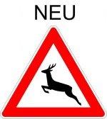 Symbol 142: deer pass, new