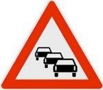 Symbol 124: traffic jams, old