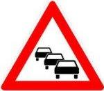 Symbol 124: traffic jams, new
