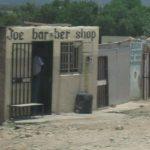Barber Shop in Opuwo
