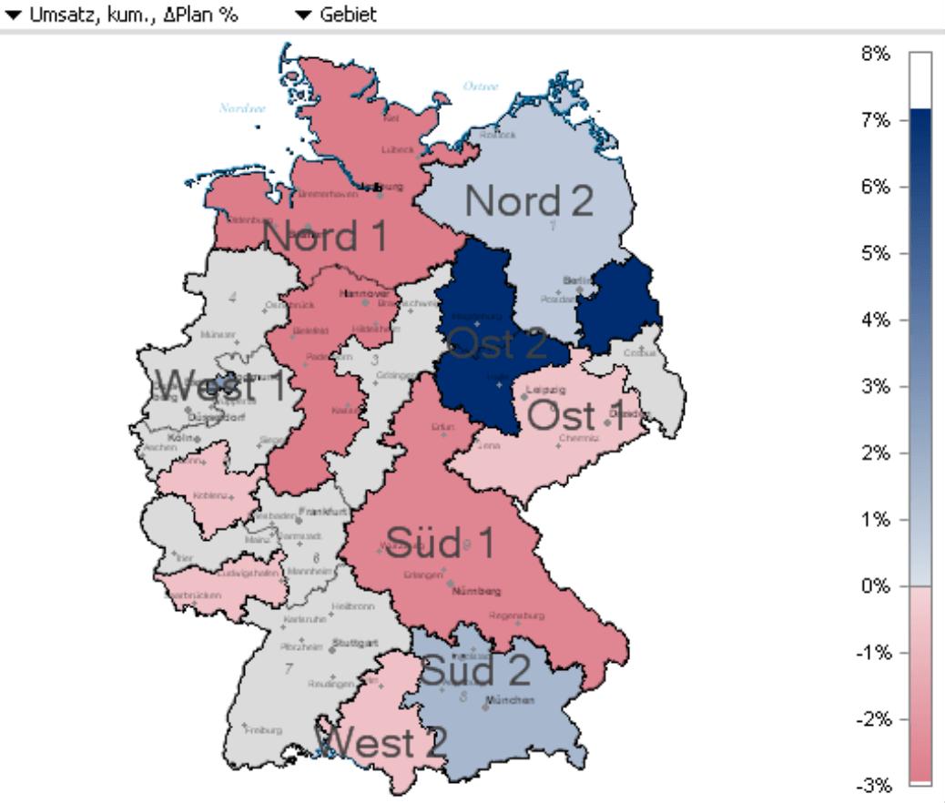 Geo-Analyse von DeltaMaster