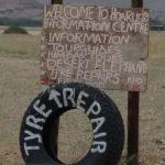 Tire Repair Shop in Puros